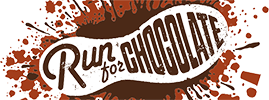 Run For Chocolate Logo